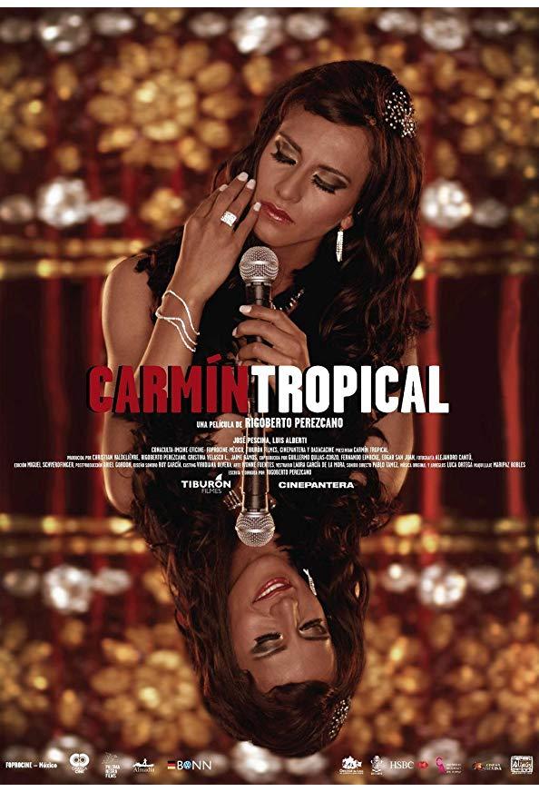 Carmin Tropical kapak
