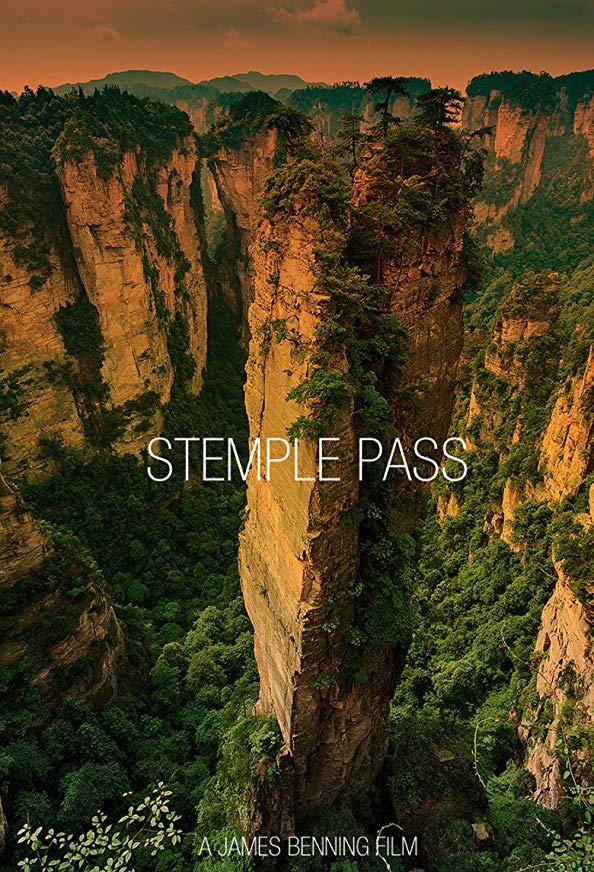 Stemple Pass kapak