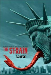 The Strain kapak