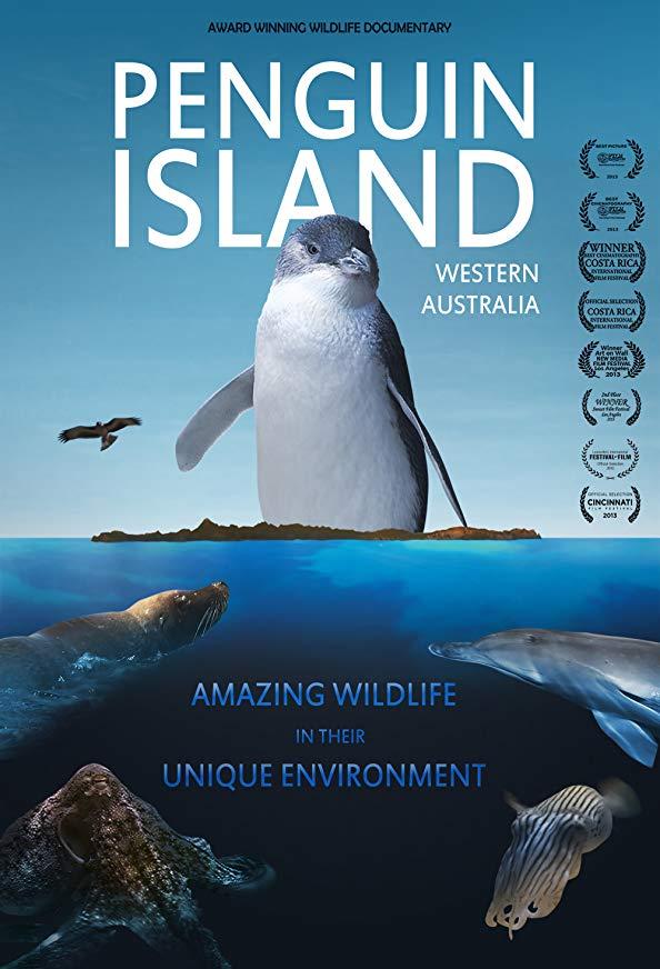 Penguin Island Western Australia kapak