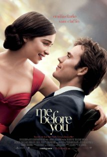 Me Before You kapak