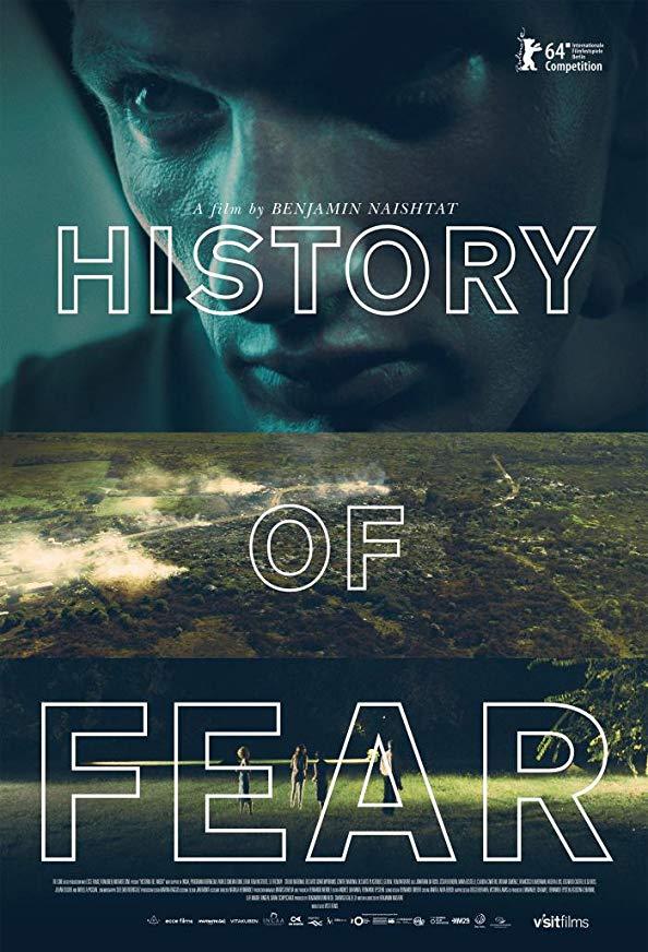 History of Fear kapak