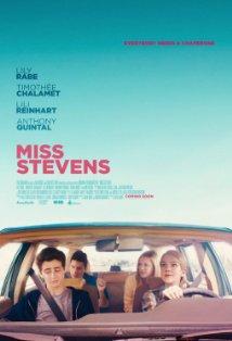 Miss Stevens kapak