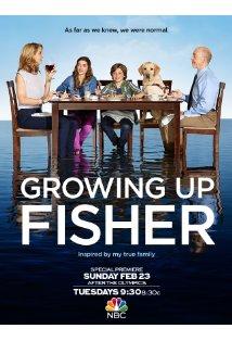 Growing Up Fisher kapak