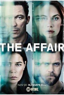 The Affair kapak