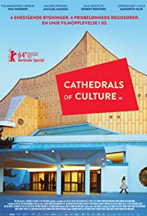 Cathedrals of Culture kapak