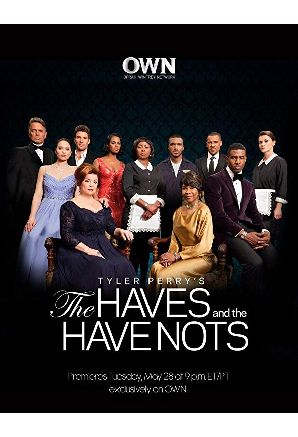 The Haves and the Have Nots kapak