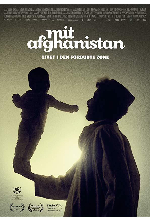 My Afghanistan: Life in the Forbidden Zone kapak