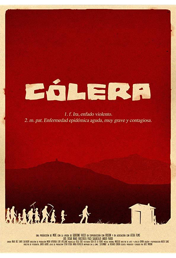 Cólera kapak