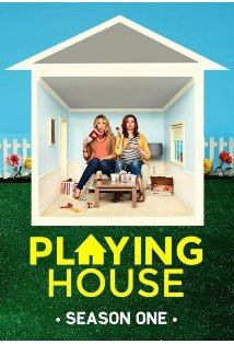 Playing House kapak