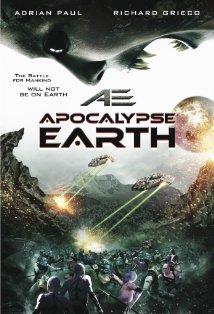 AE: Apocalypse Earth kapak