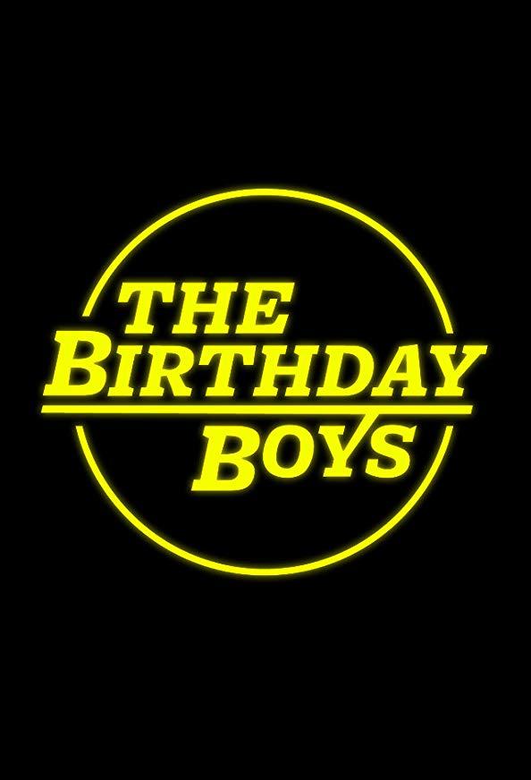 The Birthday Boys kapak
