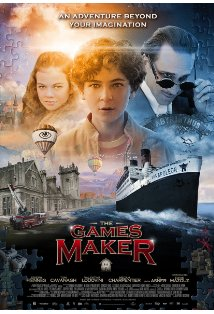 The Games Maker kapak