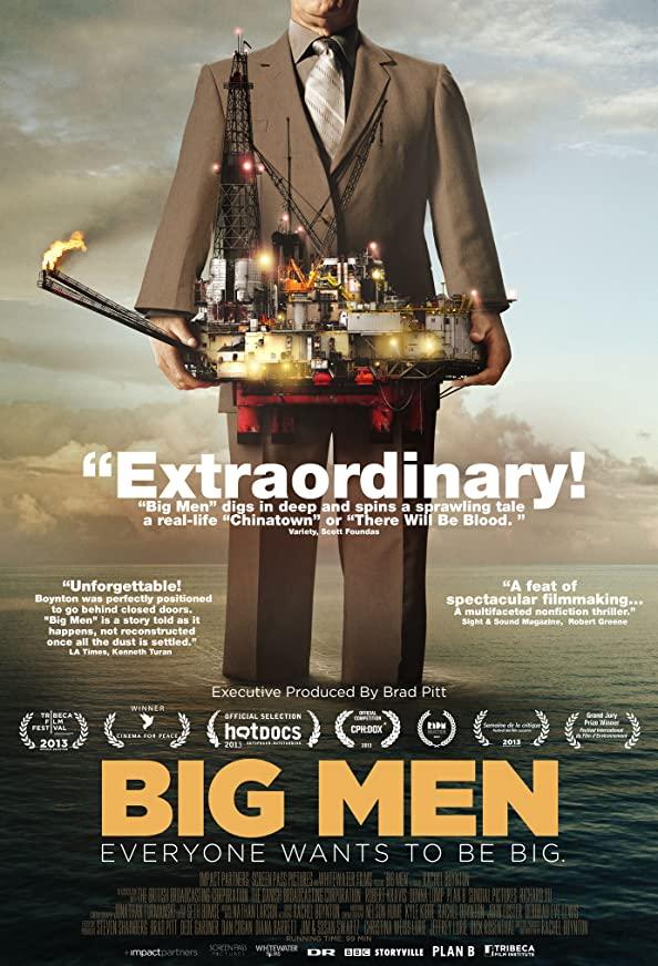 Big Men kapak
