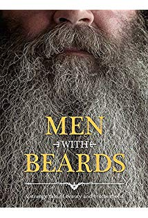 Men with Beards kapak