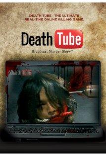 Death Tube: Broadcast Murder Show kapak