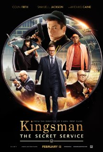 Kingsman: The Secret Service kapak