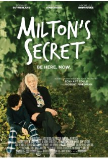 Milton's Secret kapak