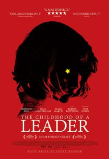 The Childhood of a Leader kapak