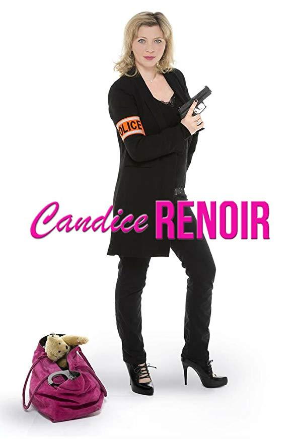 Candice Renoir kapak
