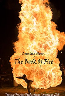 Book of Fire kapak