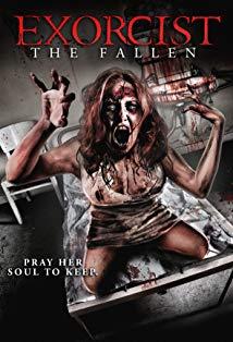 Exorcist: The Fallen kapak
