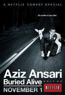 Aziz Ansari: Buried Alive kapak
