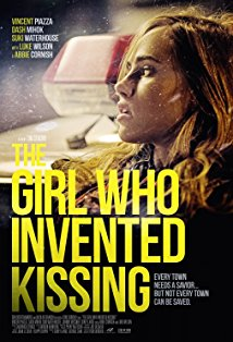 The Girl Who Invented Kissing kapak