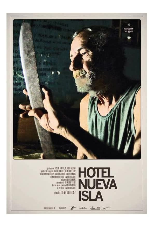 Hotel Nueva Isla kapak