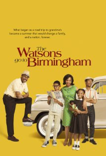 The Watsons Go to Birmingham kapak