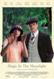Magic in the Moonlight kapak