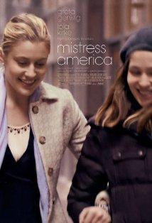Mistress America kapak