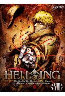 Hellsing: The Dawn kapak