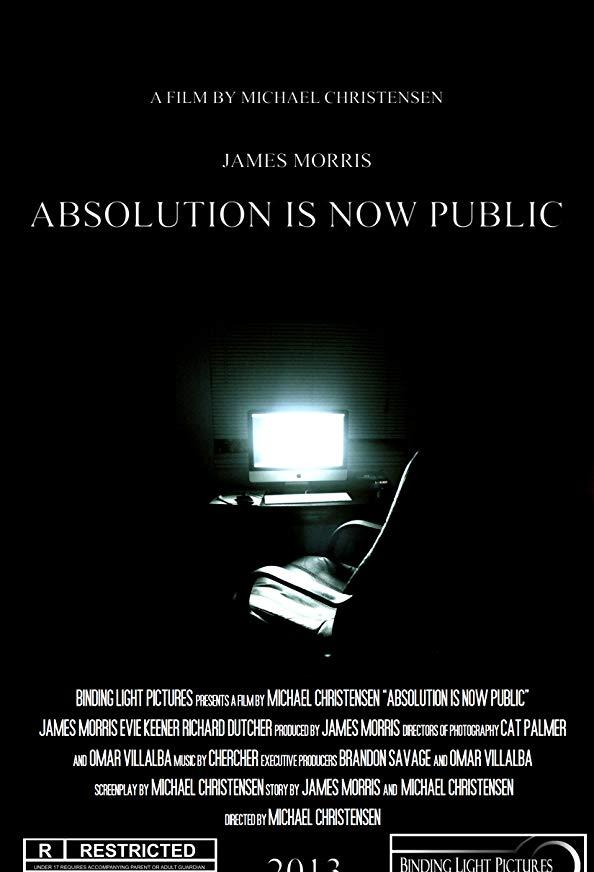Absolution Is Now Public kapak