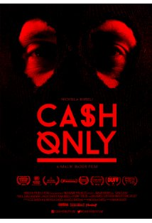 Cash Only kapak
