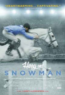 Harry & Snowman kapak
