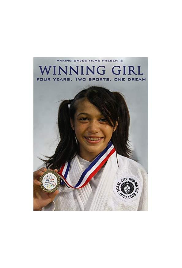 Winning Girl kapak