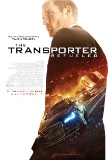 The Transporter Refueled kapak