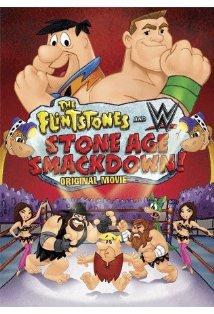 The Flintstones & WWE: Stone Age Smackdown kapak