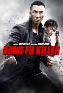 Kung Fu Jungle kapak