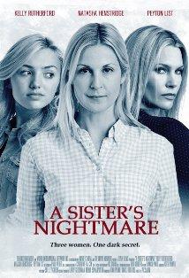 A Sister's Nightmare kapak