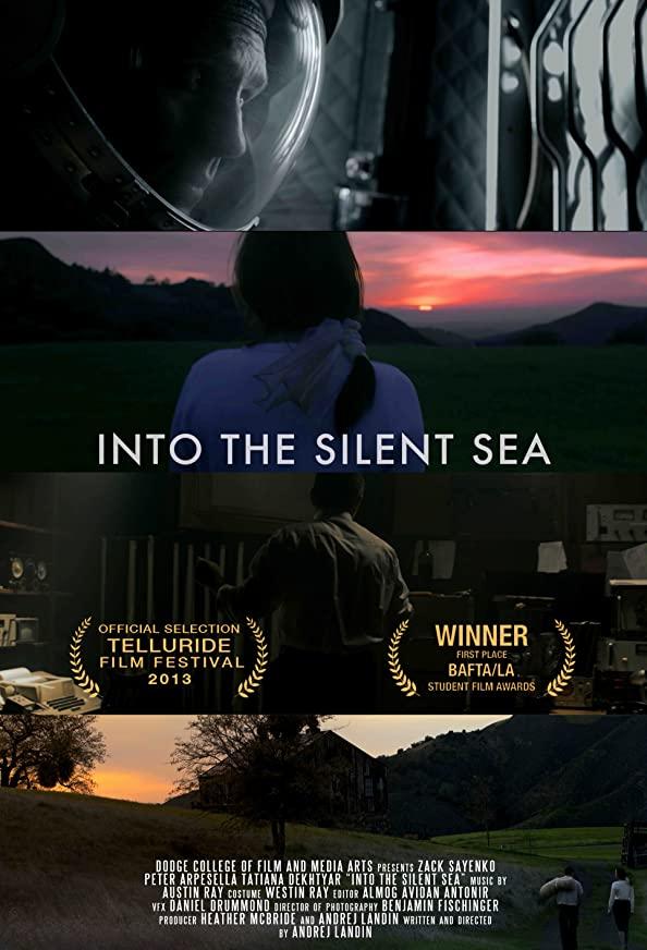 Into the Silent Sea kapak