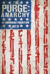 The Purge: Anarchy kapak