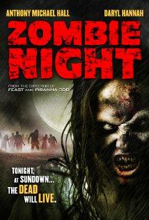 Zombie Night kapak
