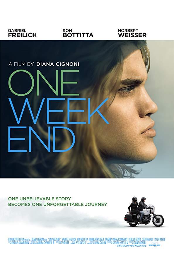 One Weekend kapak
