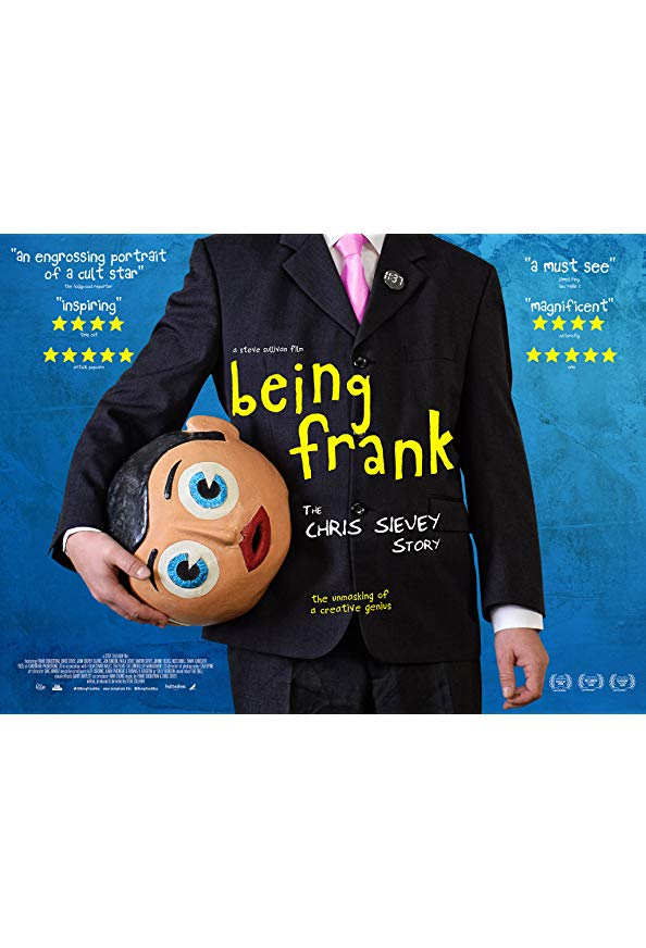 Being Frank: The Chris Sievey Story kapak