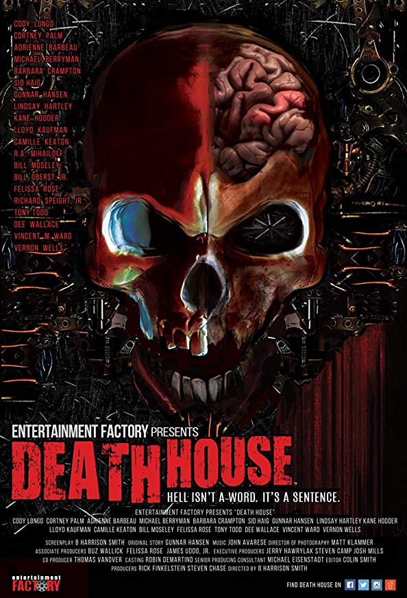 Death House kapak