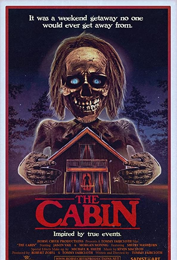 The Cabin kapak