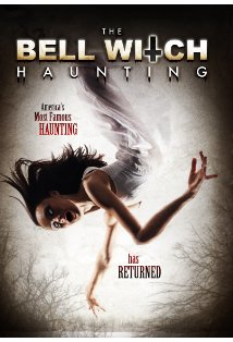 The Bell Witch Haunting kapak