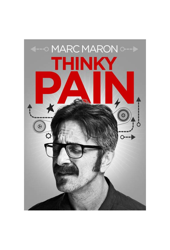 Marc Maron: Thinky Pain kapak